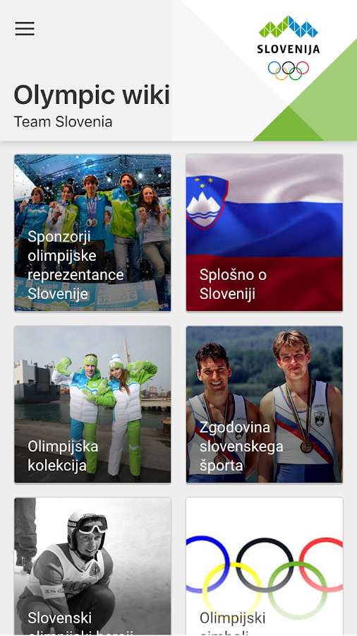 Team Slovenia- screenshot