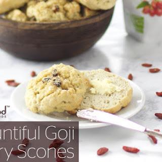 Bountiful Goji Berry Scones Recipe