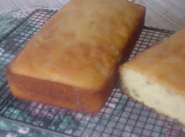 Key Lime Bread Recipe