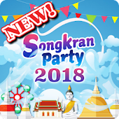 Happy Songkran Festival 2018