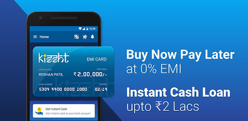 4788d8a11247b Kissht - EMI without credit card - 0% EMI Finance - Apps on Google Play