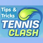 Tennis Clash Tips & Tricks icon