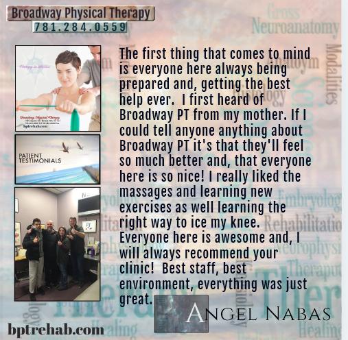 Angel Nabas - Testimonial