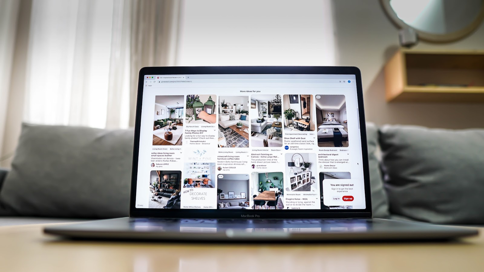 Quality content for Pinterest traffic