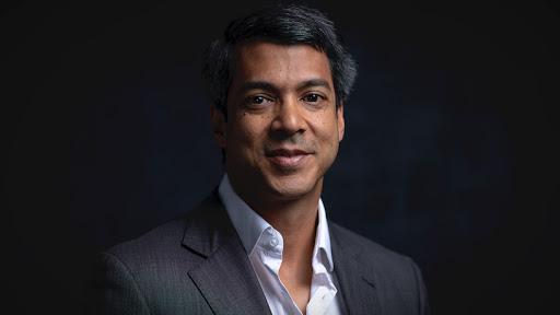 TymeBank CEO Tauriq Keraan.
