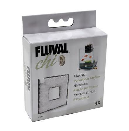 Fluval Chi Finfilter 3-Pack