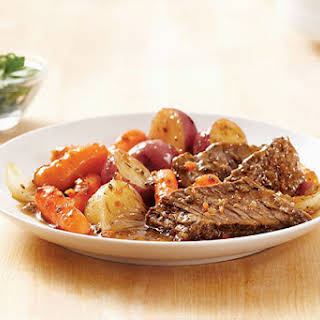 Slow-Cooker New England Pot Roast.