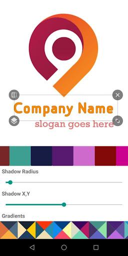 Screenshot for Logo Maker Pro- Logo Creator, Generator & Designer in United States Play Store