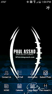 Paul Assad Specialist Camps- screenshot thumbnail
