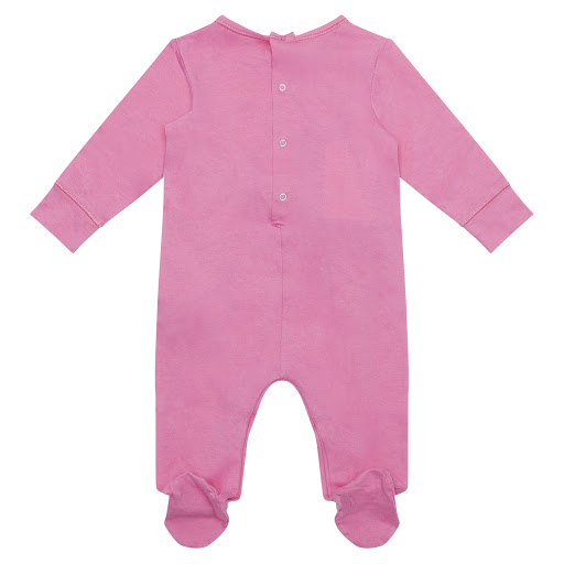Thumbnail images of Gucci Strawberry Logo Babygrow