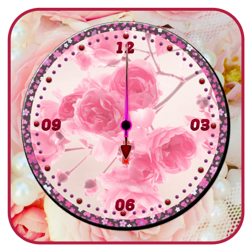 Pink peony flower petal pearl app (apk) free download for Android/PC/Windows