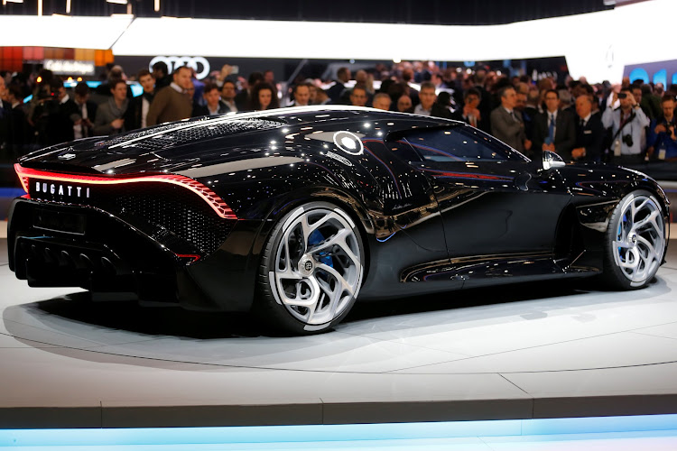 It S The World S Most Expensive New Car