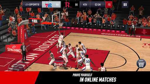 NBA LIVE Mobile Basketball 4.4.20 Screenshots 1