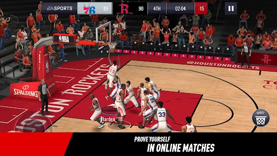 NBA LIVE Mobile Basketball Mod Apk Download For Android 1