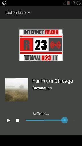 R23 Creative Commons Radio
