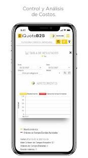iQuoteB2B - náhled