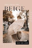 Beige Fall Looks - Pinterest Pin item