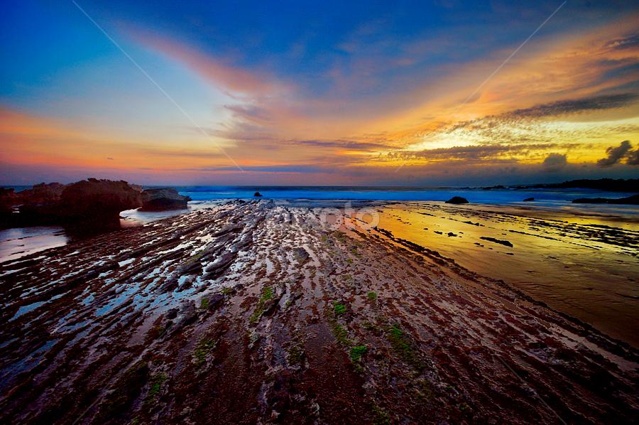 by Feri S Sastrawiguna - Landscapes Sunsets & Sunrises