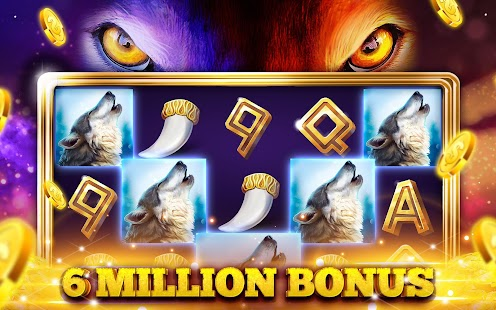 Tải Game Slots Wolf Magic ™ FREE Slot Machine Casino Pokies