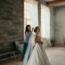Wedding photographer Anna Faleeva (AnnaFaleeva). Photo of 04.01.2019