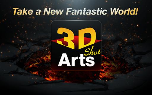 3D Arts Shot