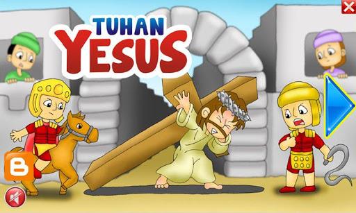 Komik Alkitab Anak Tuhan Yesus