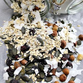 Coconut and Cranberry Granola Recipe