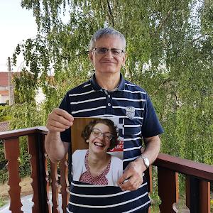 Claude parrainé par Pauline pour soutenir le projet de L'Arche à Clermont-Ferrand