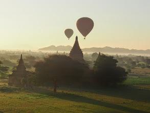 Photo: Sunrise from Pagoda