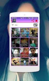 Chat Jailyne Ojeda App - náhled
