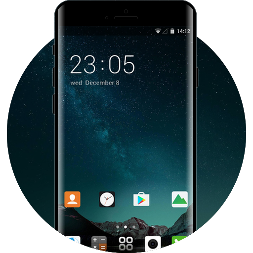 Theme for Vivo X6 HD