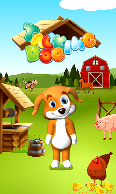 Talking Dog - screenshot