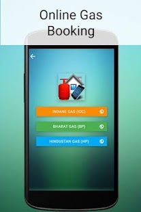 LPG Booking INDIA(Online/SMS). - Android Apps on Google Play