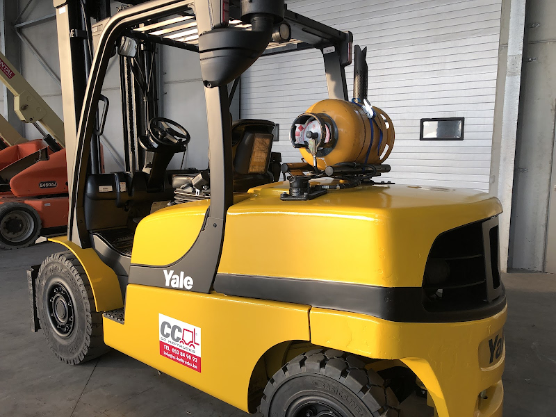 Picture of a YALE GLP45VX6