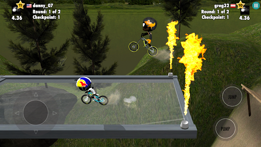 Download Stickman Bike Battle For PC 2
