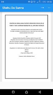 Shehu Da Sunna - náhled