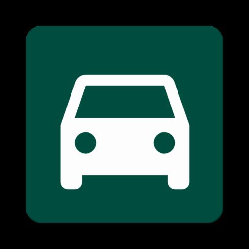 Vehicle maintenance log icon