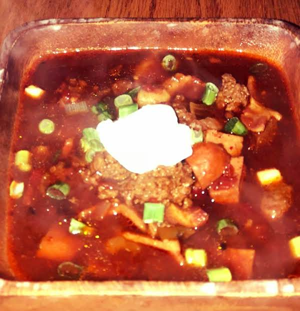Meat Lovers Chili Recipe