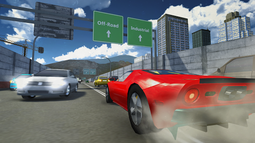 Extreme Full Driving Simulator  screenshots 1