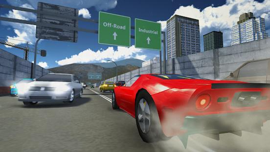 Extreme Full Driving Simulator - náhled