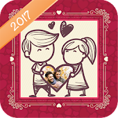 My Love Photo Frame 2017
