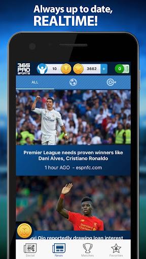 365ProSports screenshot 1