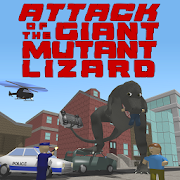 Attack of the Giant Mutant Lizard