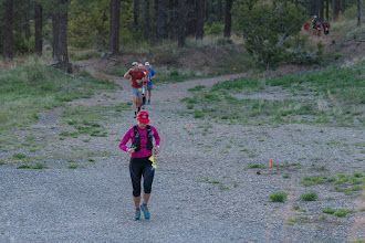 Photo: Bayo Canyon; Jemez Mountain Trail Runs