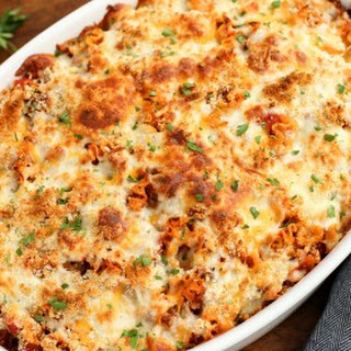 Spicy Lasagna Hotdish