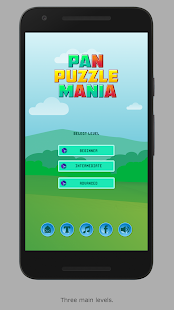 Pan Puzzle Mania- screenshot thumbnail