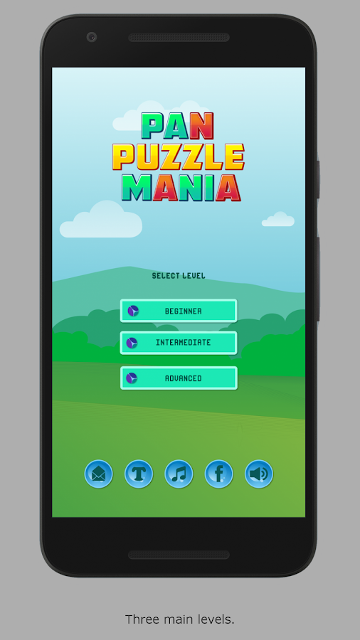 Pan Puzzle Mania- screenshot