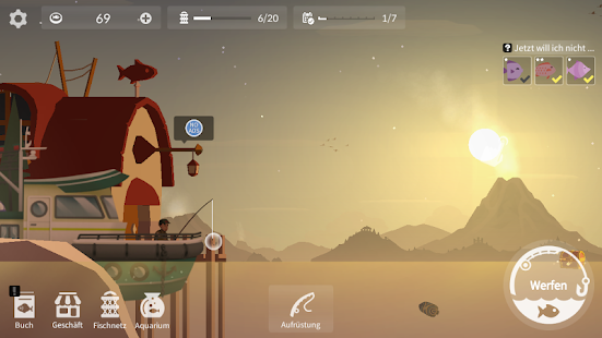 Angeln und Leben Screenshot