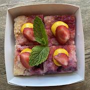 Summer Berry Fruit Platz