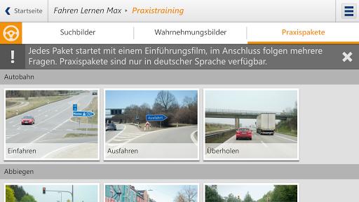 Fahren Lernen screenshot 5